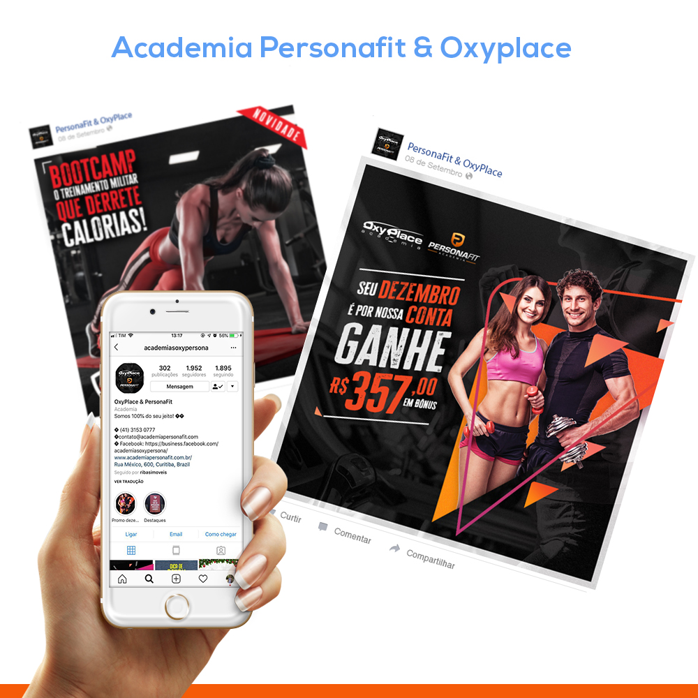 Academia Personafit & Oxyplace